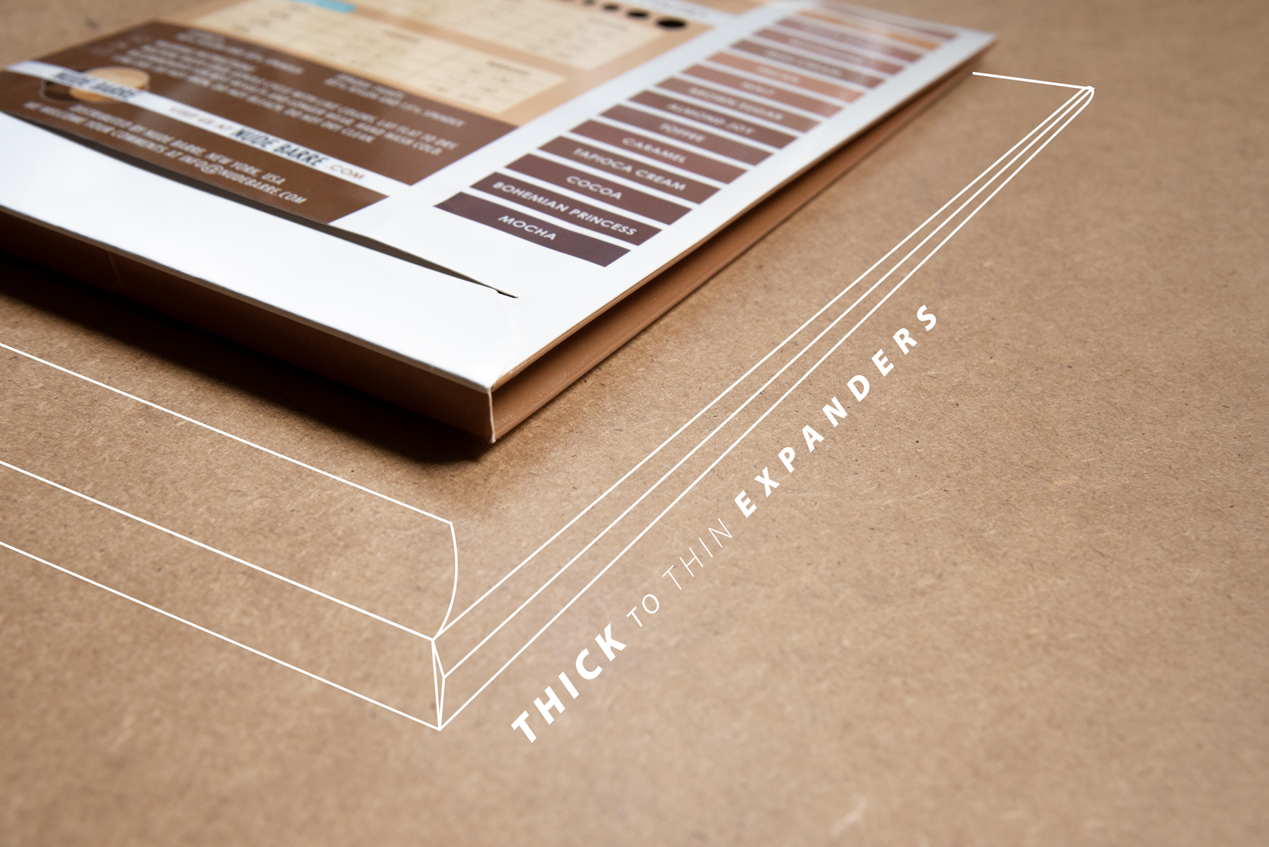Nude Barre Packaging Designed and photographed by Hire Henri Creative