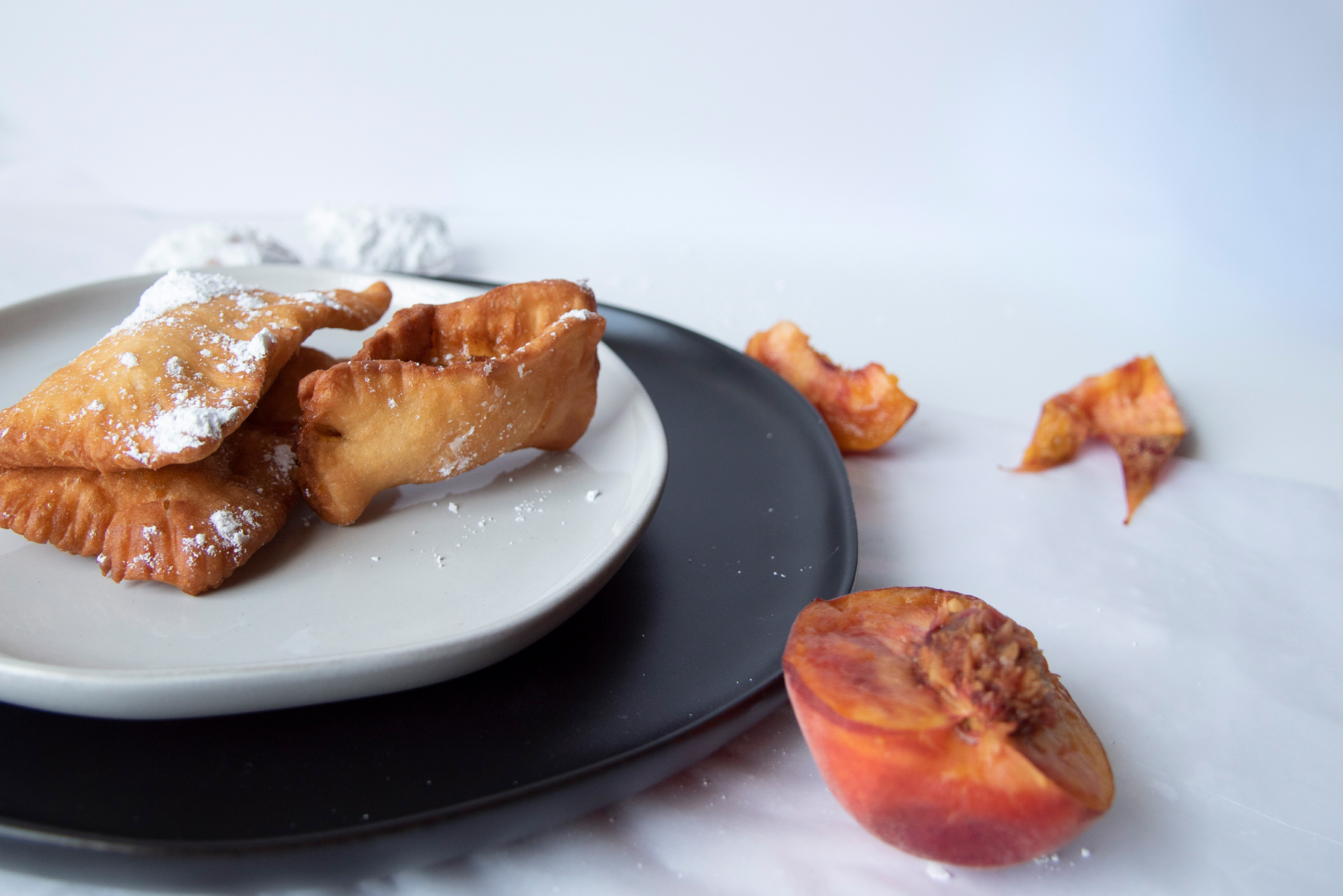 The Beignet Bar Product Photography Photographed by Hire Henri Creative in Chicago Illinois